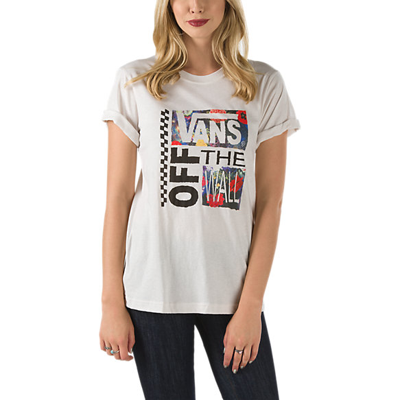 Botanic Galaxy T-Shirt | Shop Womens Tees At Vans