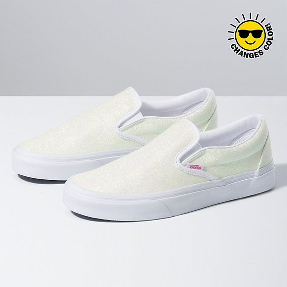 UV Glitter Classic Slip-On