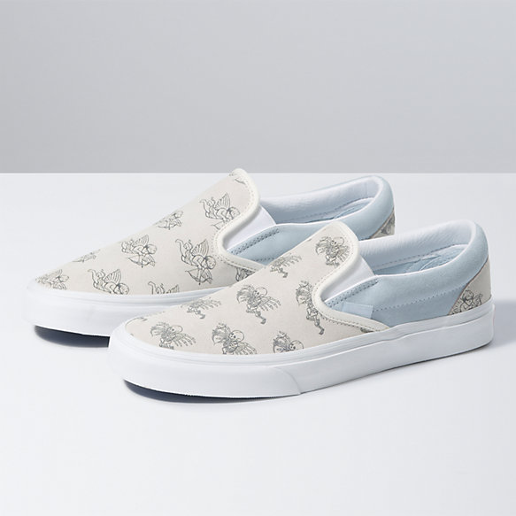 Love You To Death Classic Slip-On