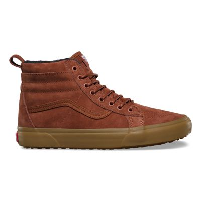 Sk8 Hi MTE Vans All Shoes in sequoia gum for Men | Titus