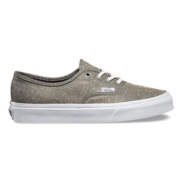 Glitter Authentic Shop At Vans  Shop Womens Shoes At Vans