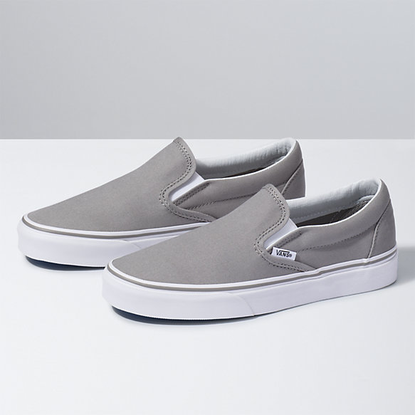 Mens White Slip On Shoes Size