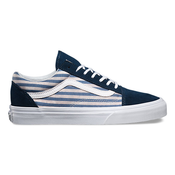 Stripes Old Skool | Shop Shoes At Vans