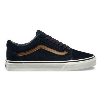 Vans Old Skool Desert Tribe Suede Shoes