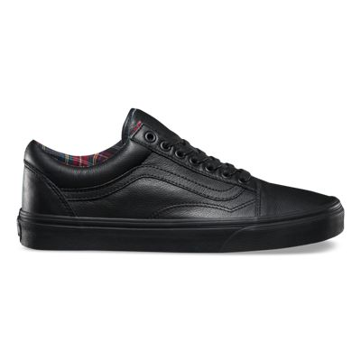 Leather Old Skool Shop Classic Shoes At Vans