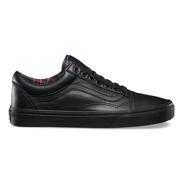 Leather Old Skool | Shop Classic Shoes At Vans