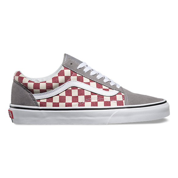 Checkerboard Old Skool
