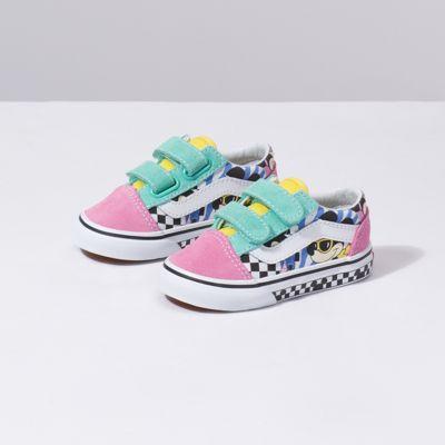 b0fa1bcbb5 Disney x Vans Toddler Old Skool V