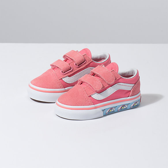 Toddler Unicorn Old Skool V