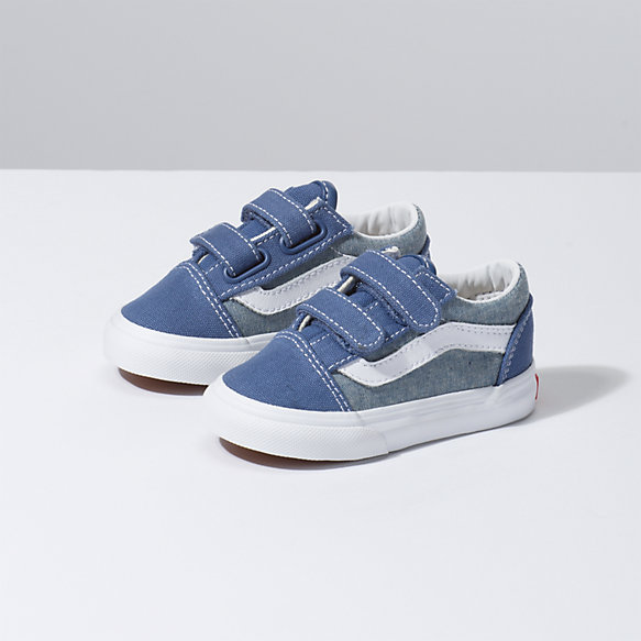 2d599b0a56f792 Toddler Chambray Old Skool V
