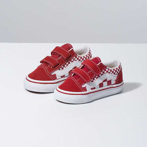 Toddler Mix Checker Old Skool V  8854573e5