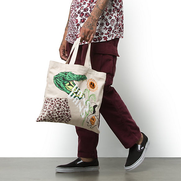 Micro Dazed Tote Bag