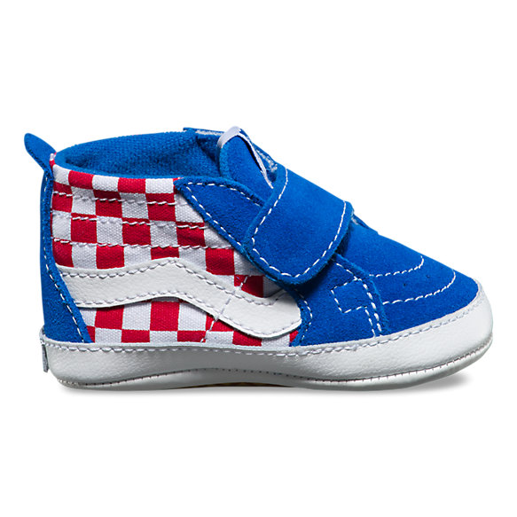 Infant Checkerboard SK8-Hi Crib