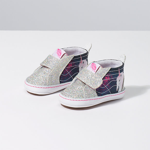 Infant Digi Unicorn Sk8-Hi Crib