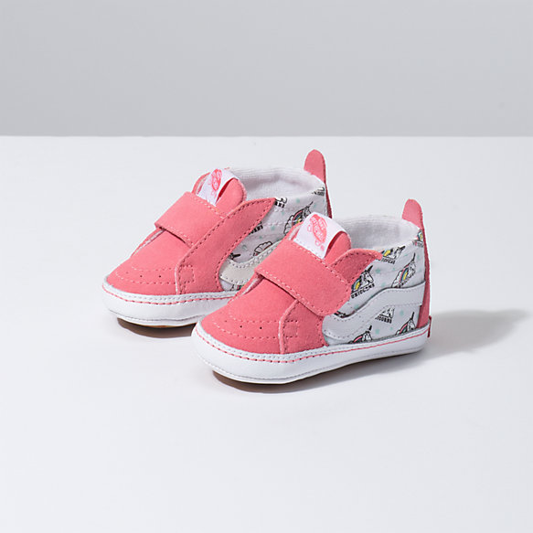 ca1eaf90a9 Infant Unicorn Sk8-Hi Crib