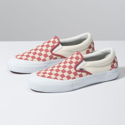 831a33d7430e Checkerboard Slip-On Pro | Shop At Vans