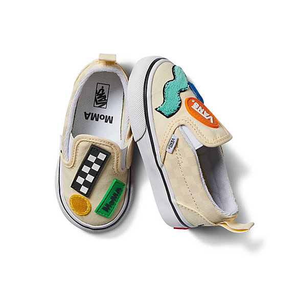 Vans MoMA Toddler Slip-On V
