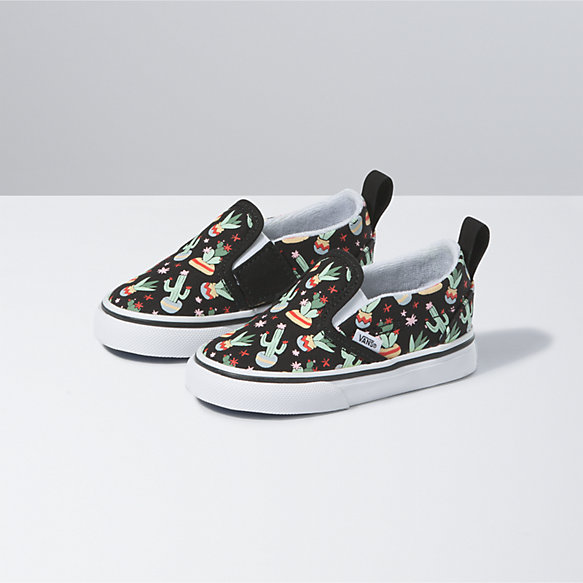 Toddler Cactus Slip-On V