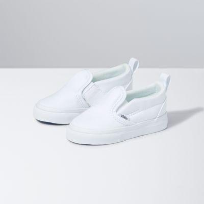 white vans toddler