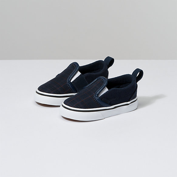 Toddler Suiting Slip-On V