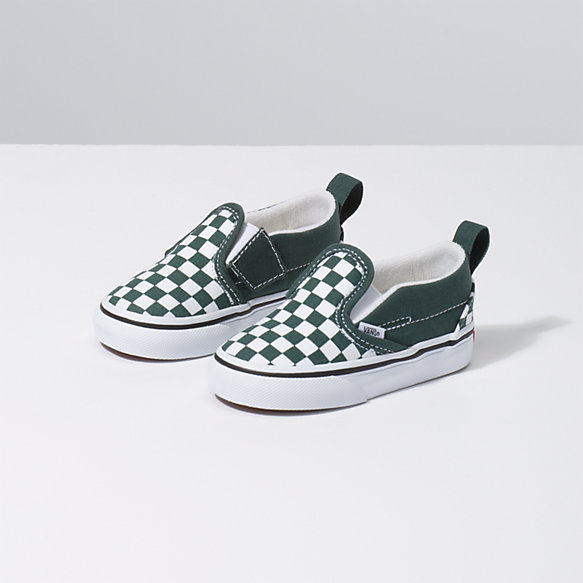 58b556f9a7 Toddler Checkerboard Slip-On V