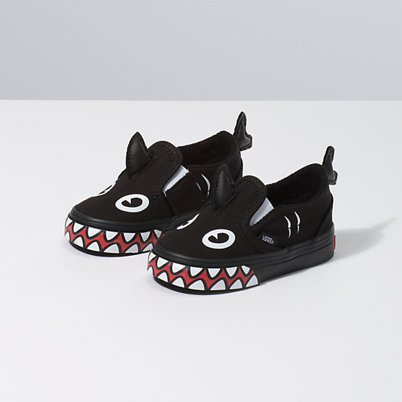 Vans x Shark Week Toddler Slip-On V