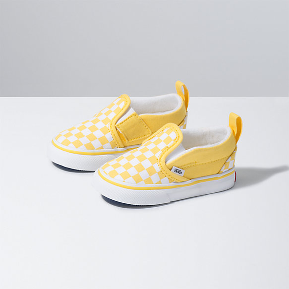 Toddler Checkerboard Slip-On V | Shop At Vans