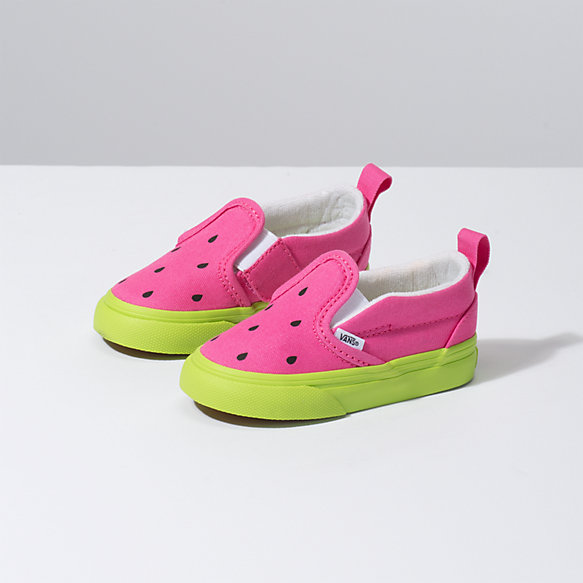 Toddler Watermelon Slip-On V