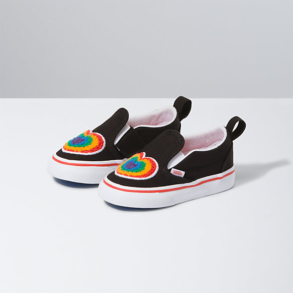 Toddler Chenille Slip-On V