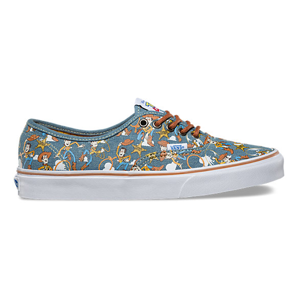 Toy Story Authentic Shop Shoes At Vans