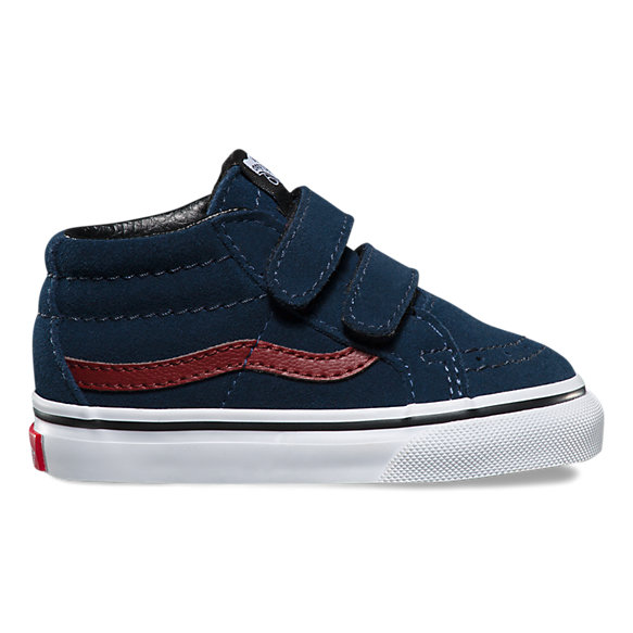 Toddlers Suede SK8-Mid Reissue V