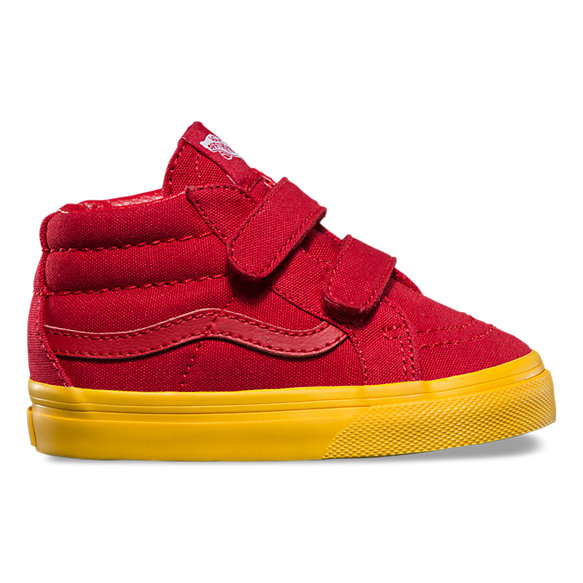 Toddlers Vans Cosplay SK8-Mid Reissue V
