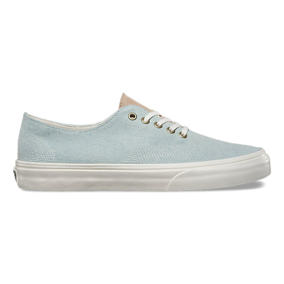 Pig Suede Denim Authentic One Piece DX | Shop Shoes At Vans