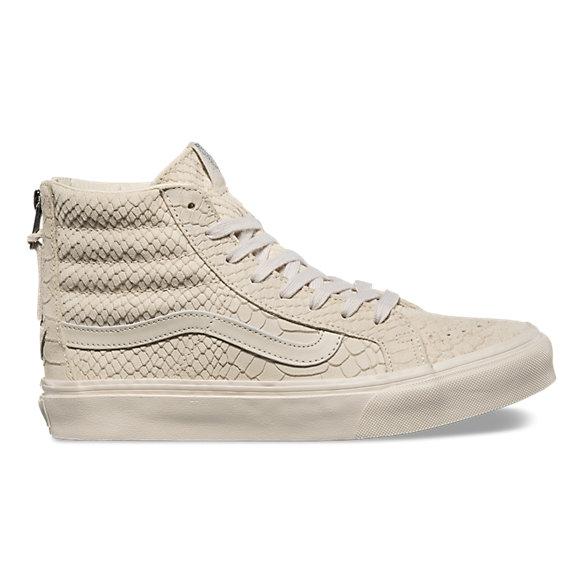 Sk8-salut Mince W - Chaussures De Sport Pour Les Femmes / Vans Beige PCjR9