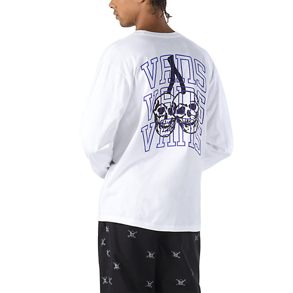New Varsity Long Sleeve T-Shirt