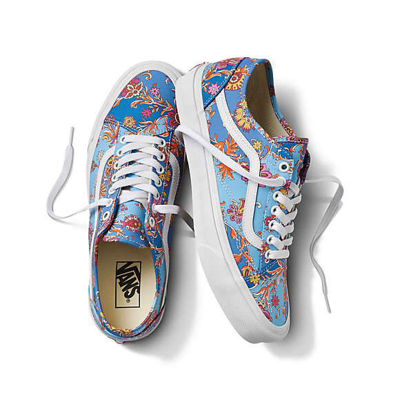 Vans Made With Liberty Fabrics Old Skool Tapered