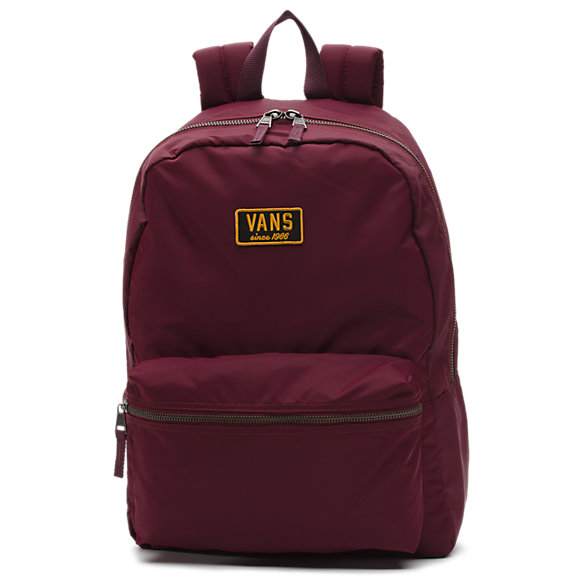 Boom Boom Flight Satin Backpack