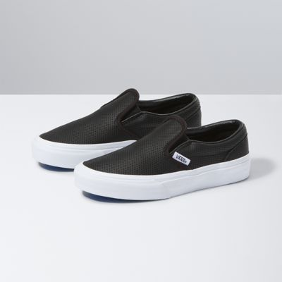 e20a99b1b8 Kids Perf Leather Slip-On