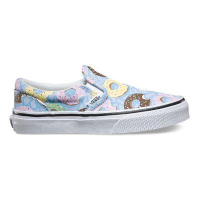 vans slip on shoes for girls