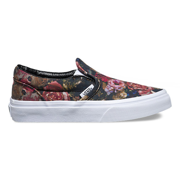 85f55a5057 Kids Moody Floral Slip-On. Share Your Style