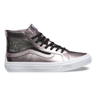 Unisex Sk-8Hi Slim Cutout (Mesh) Skate Shoe