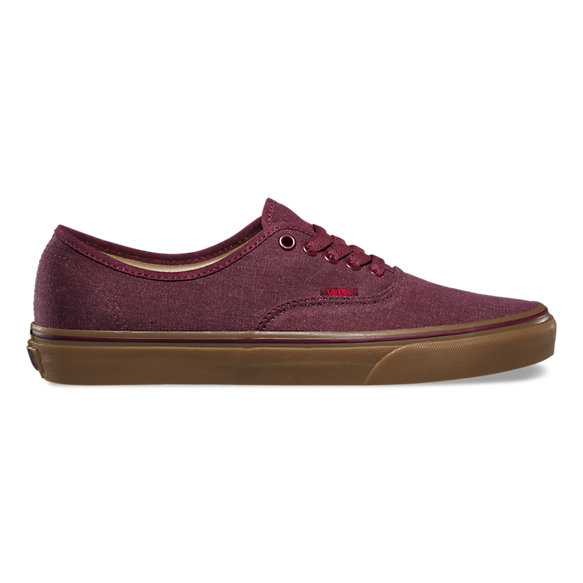 Washed Canvas Authentic | Shop Shoes At Vans