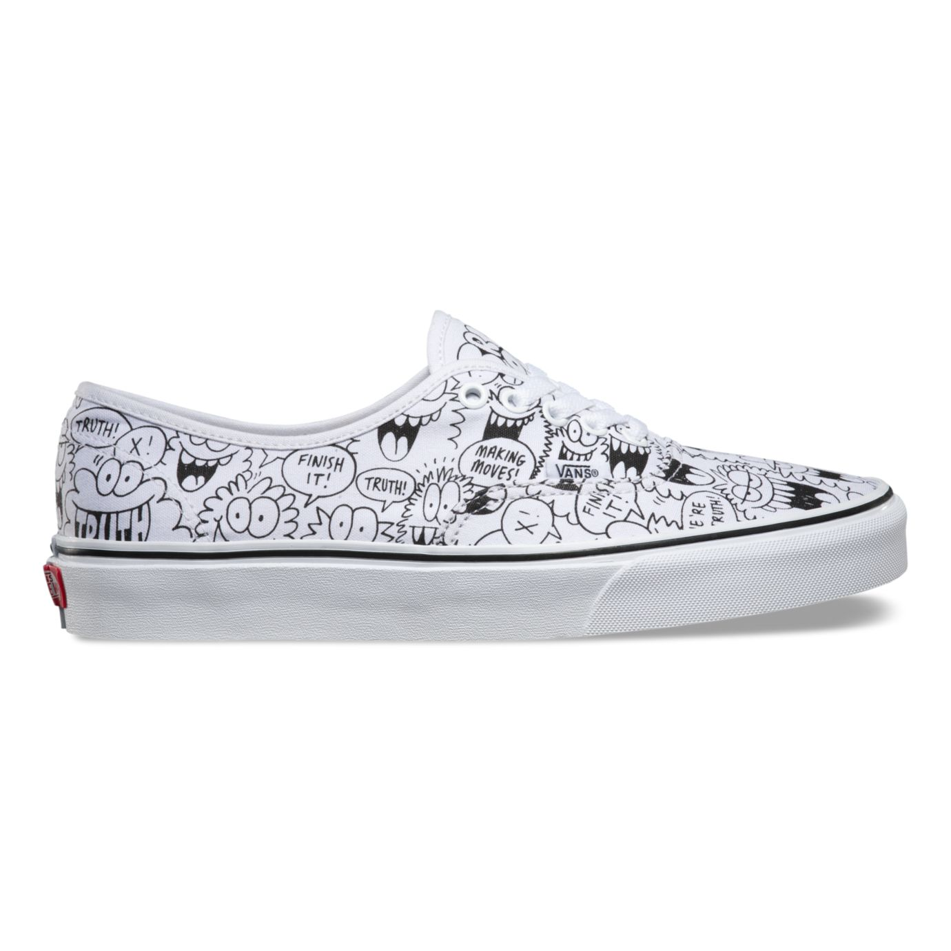 cba6bd6e4c truth and Vans Morph Culture-Changing Art Into Bold Fashion Statement