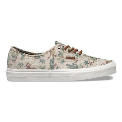 Australia Womens Vans Authentic - Trainers - Hummus KG54258