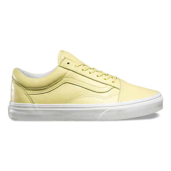 Vans Old Skool Classic pastel Amarillo pack Amarillo pastel cream blanc de blanc aa0349