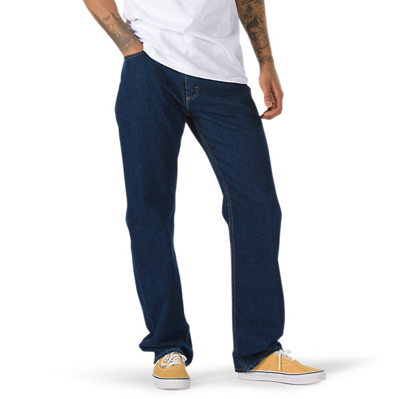 V96 AVE Relaxed Carpenter Denim