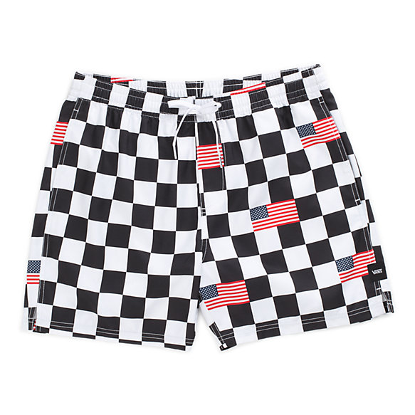 "Checker Flag 16"" Volley"