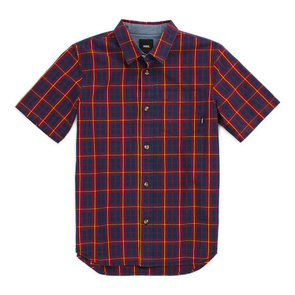 Boys Rockwood Short Sleeve Shirt