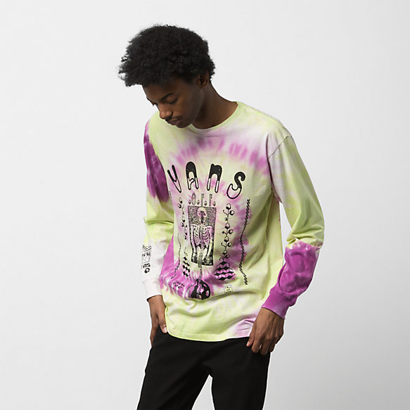 Slow Fashion Tie Dye Long Sleeve T-Shirt