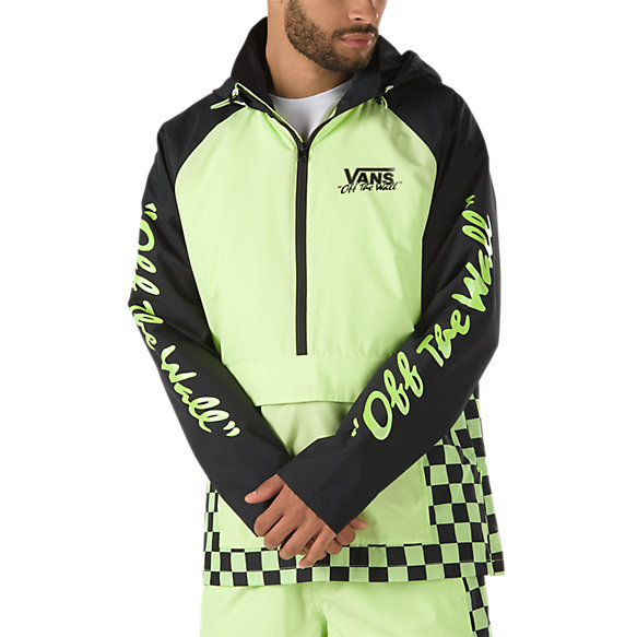 BMX Off The Wall Anorak Jacket